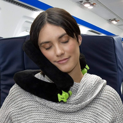 Face Cradle Wanderlust Lite Travel Pillow Snoozing Mode