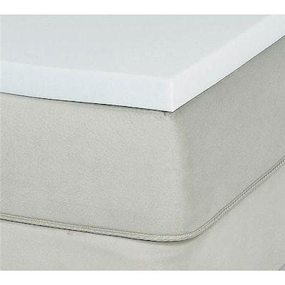 Dunlop Living Viscoflex Memory Foam Mattress Overlay