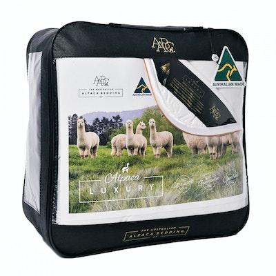 Australian Alpaca Bedding Company Luxury 100% Alpaca Quilt