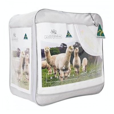 Australian Alpaca Bedding Company Regal Blend Alpaca Quilt