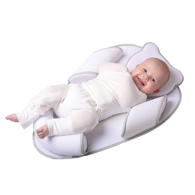 Bubba Blue AIR+ Infant Sleep Positioner with Head Rest Main