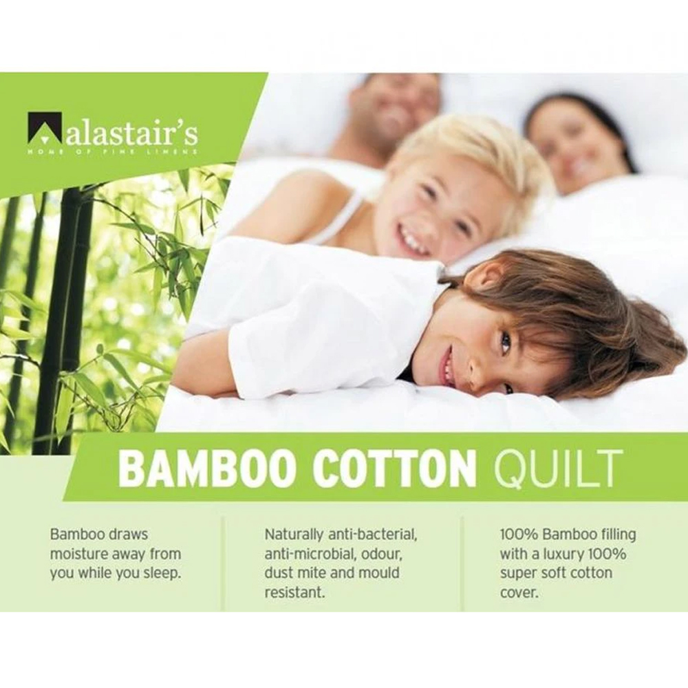 Alastair's Spring Autumn Bamboo Quilt 300 gsm