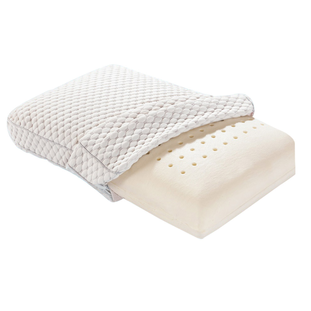 Alastairs NatureBasics Ventilated Memory Foam Pillow