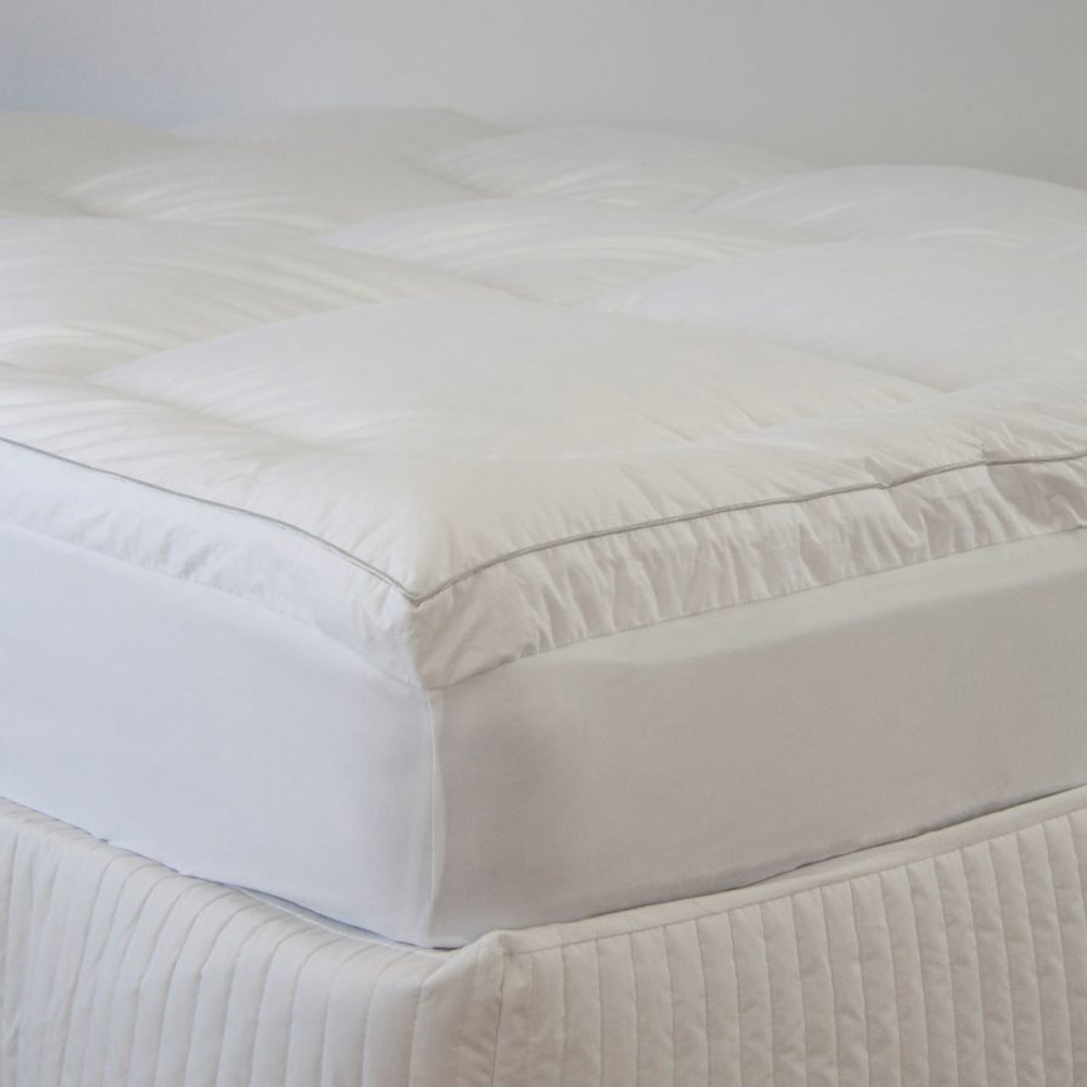 Ardor 1500gsm Ball Fibre Mattress Topper
