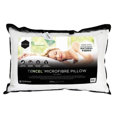 Ardor Boudoir Microfibre Pillow With Tencel Pillow Protector Packaging