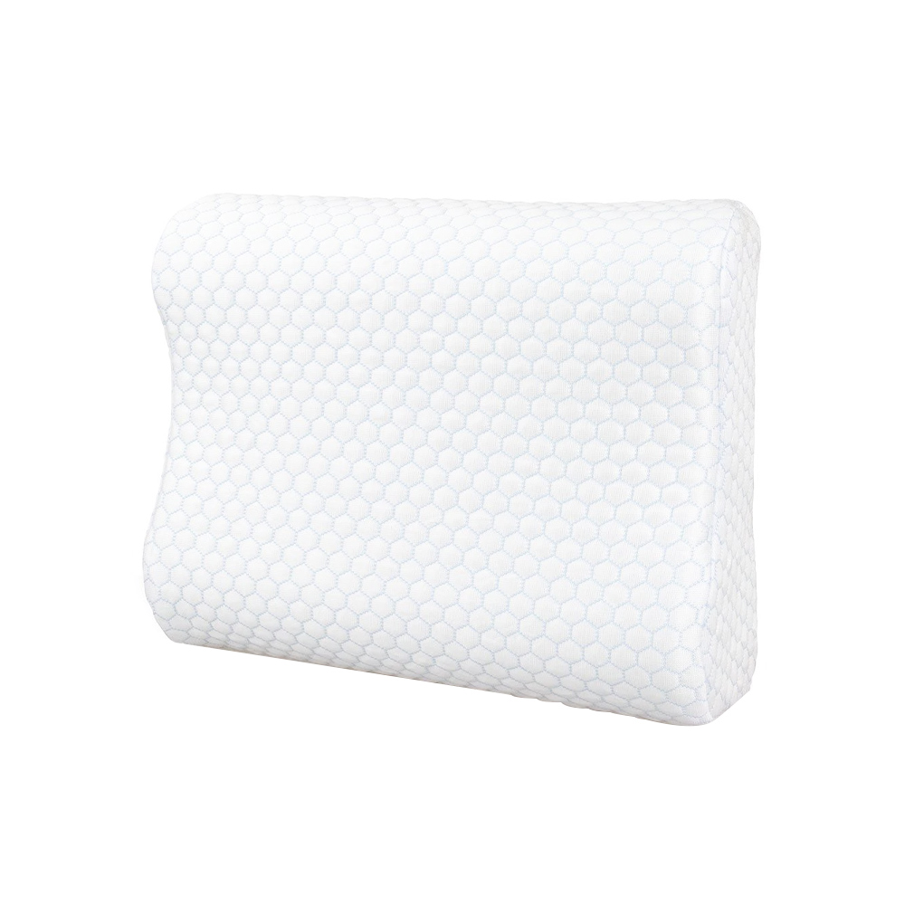 Ardor Home Contoured Cooling Memory Foam Pillow