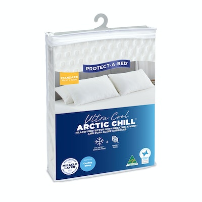 Protect-A-Bed Ultra Cool Artic Chill Pillow Protector