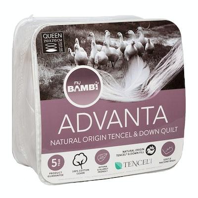 Bambi Advanta Tencel and Goose Down Quilt