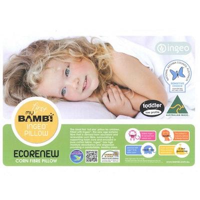 Bambi Ingeo Plant Fibre Toddler Pillow