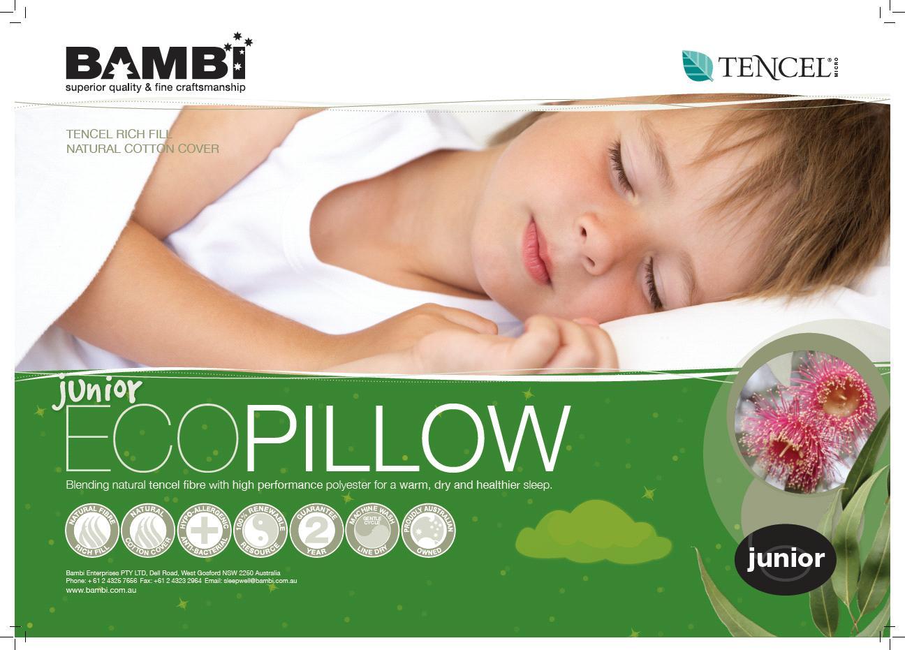 Bambi Tencel Blend Junior Pillow