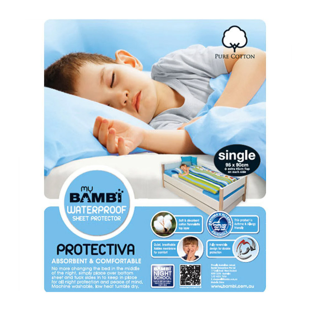 Bambi Kids Waterproof Sheet Protector