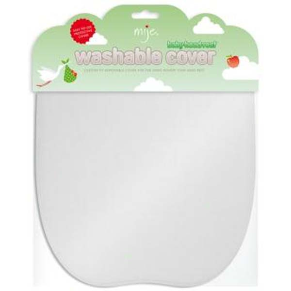 Mije Baby Head Rest Washable Cover White
