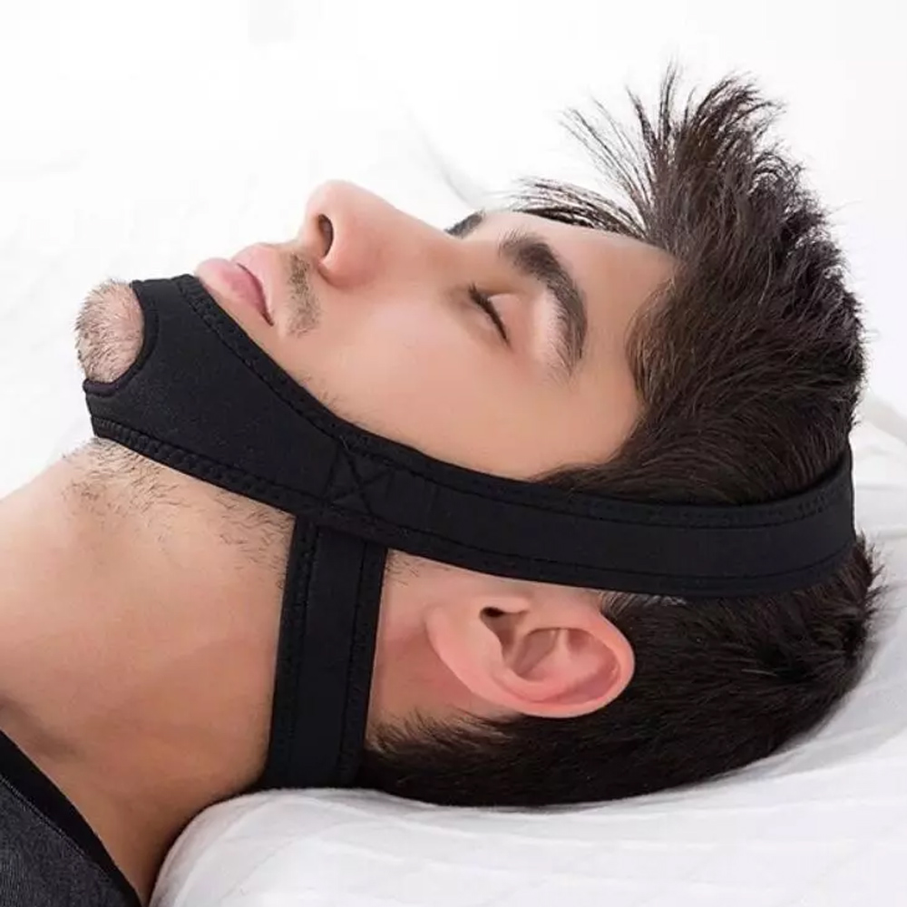 SleepLabs Deluxe Anti Snoring Chin Strap