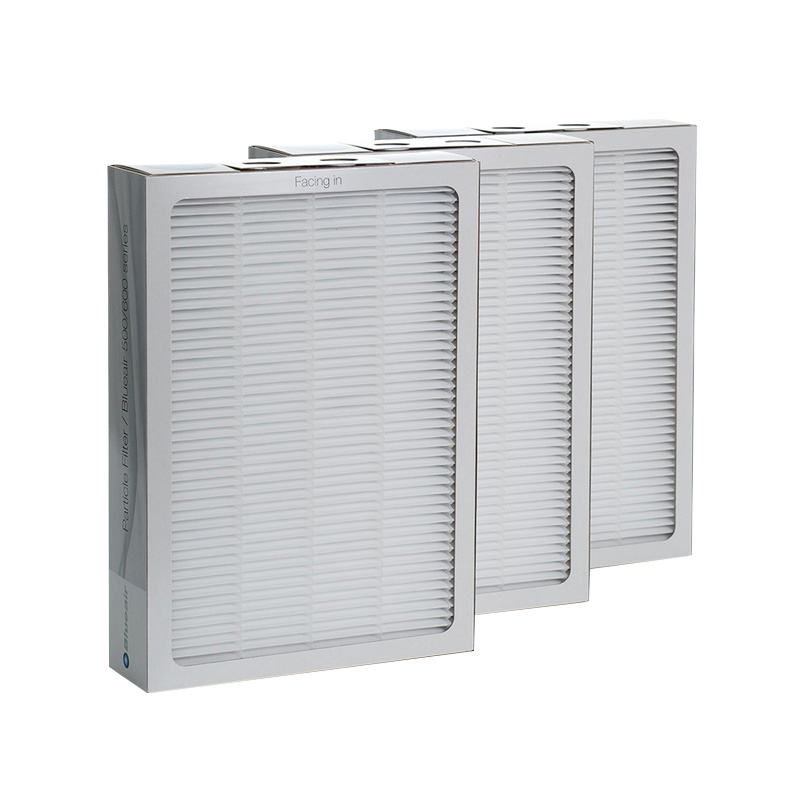 Blueair Classic HEPA Particle Replacement Filter 500 600 Series