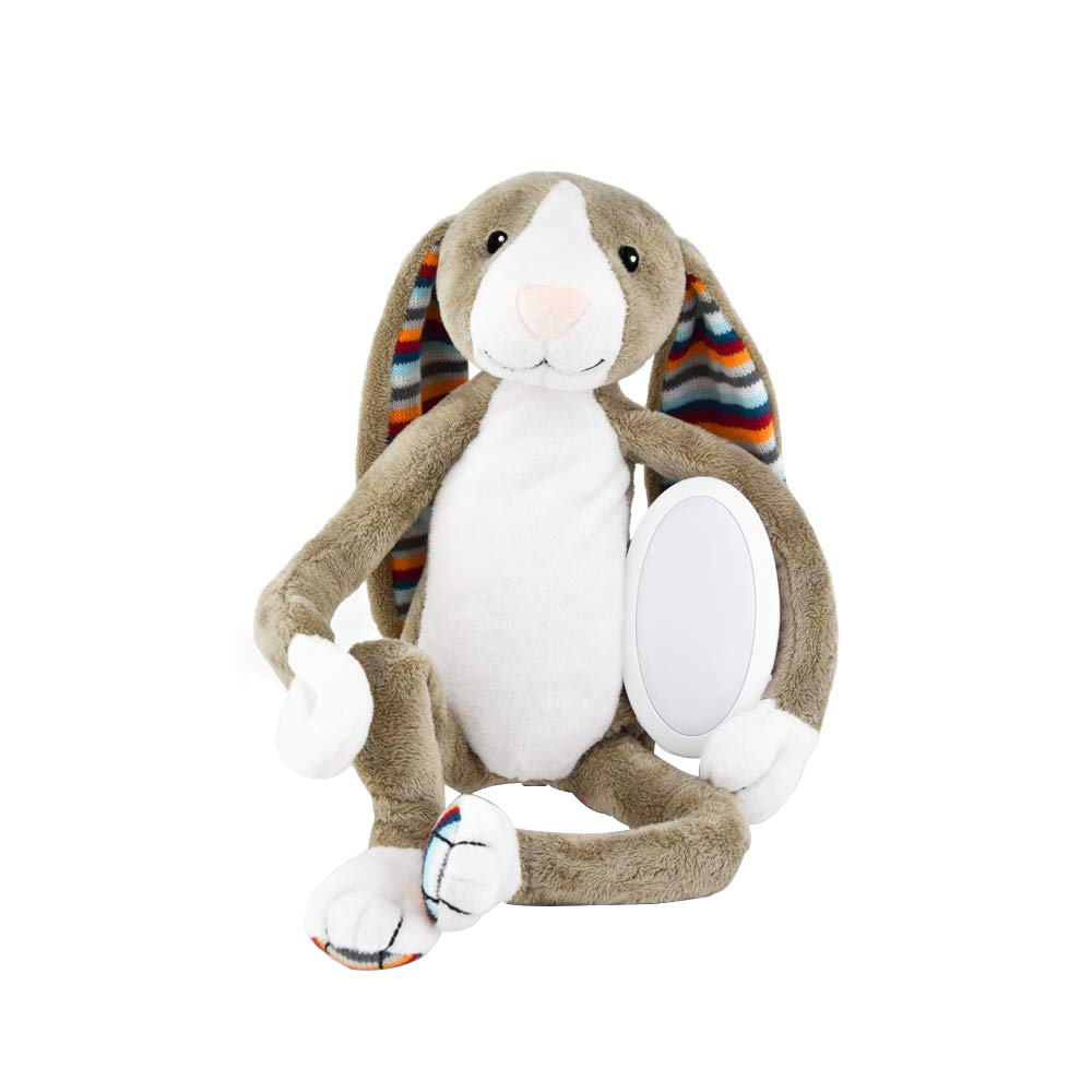 ZAZU Bo Soft Toy Nightlight with Melodies
