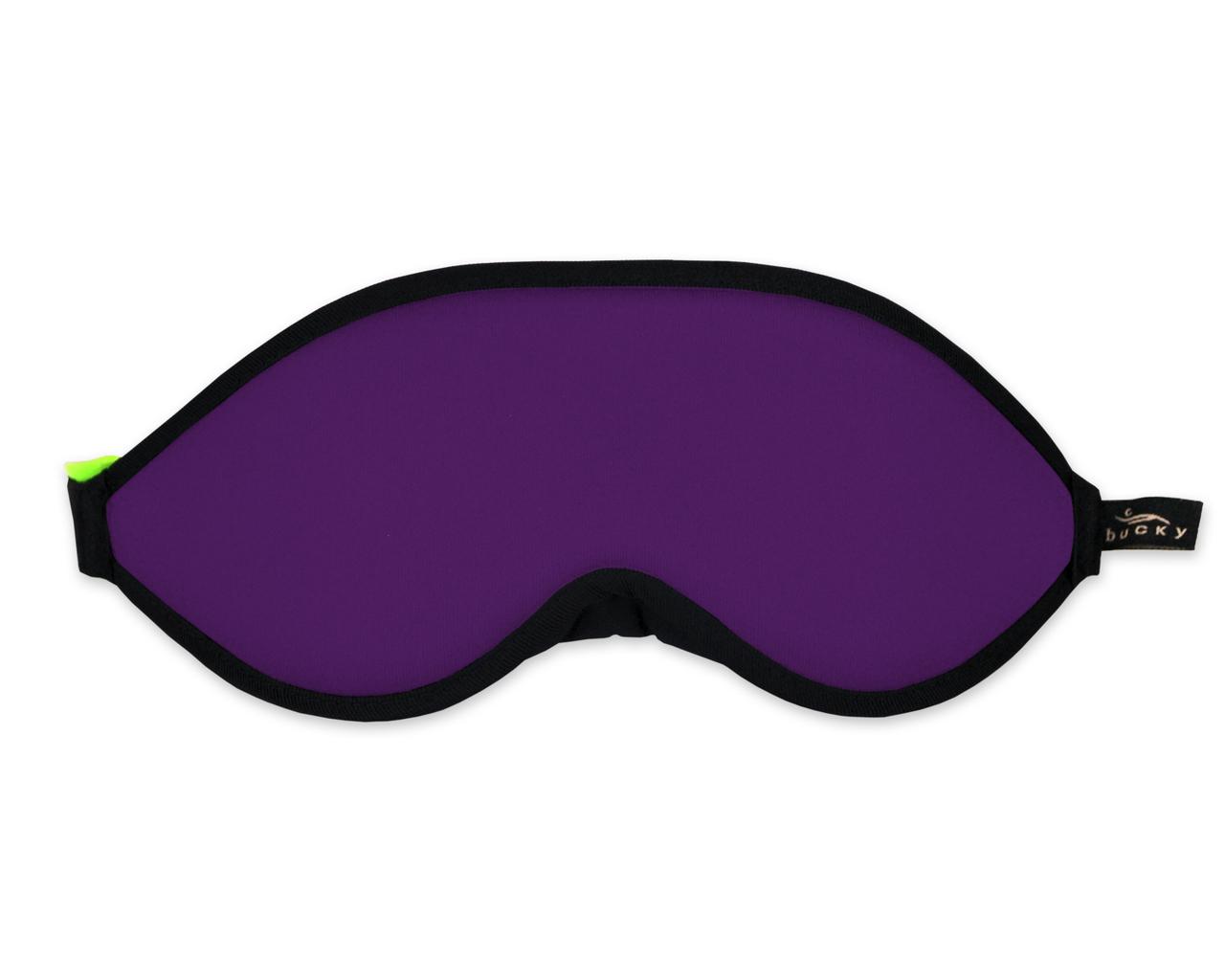 Bucky Blockout Eye Shades Sleep Mask with Earplugs
