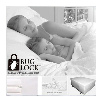 Protect A Bed BugLock Fully Encased Mattress Protector