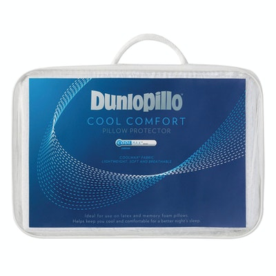 Dunlopillo Coolmax Cool Comfort Pillow Protector