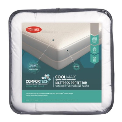 Tontine Comfortech Anti Allergy Mattress Protector