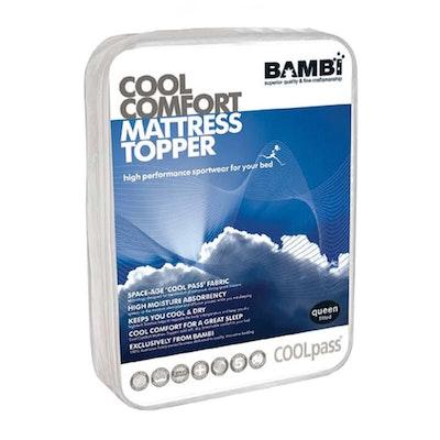 Bambi Coolpass Mattress Protector  Packaging