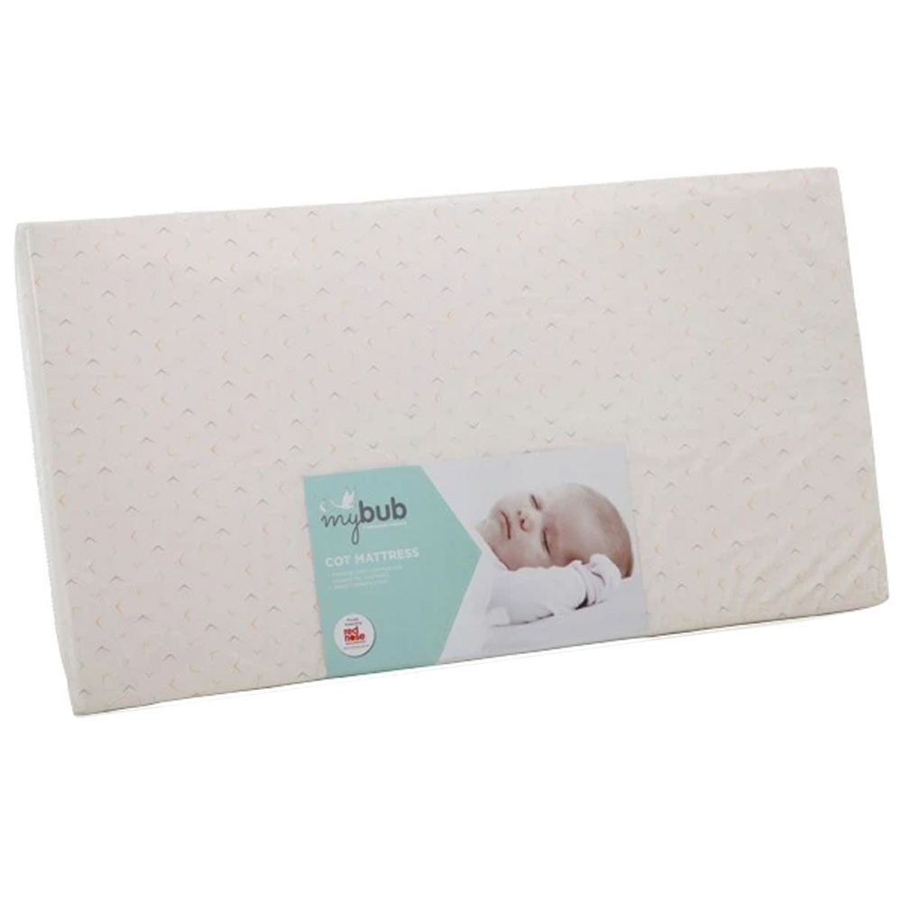 Dunlop Foam MyBub Baby Cot Mattress