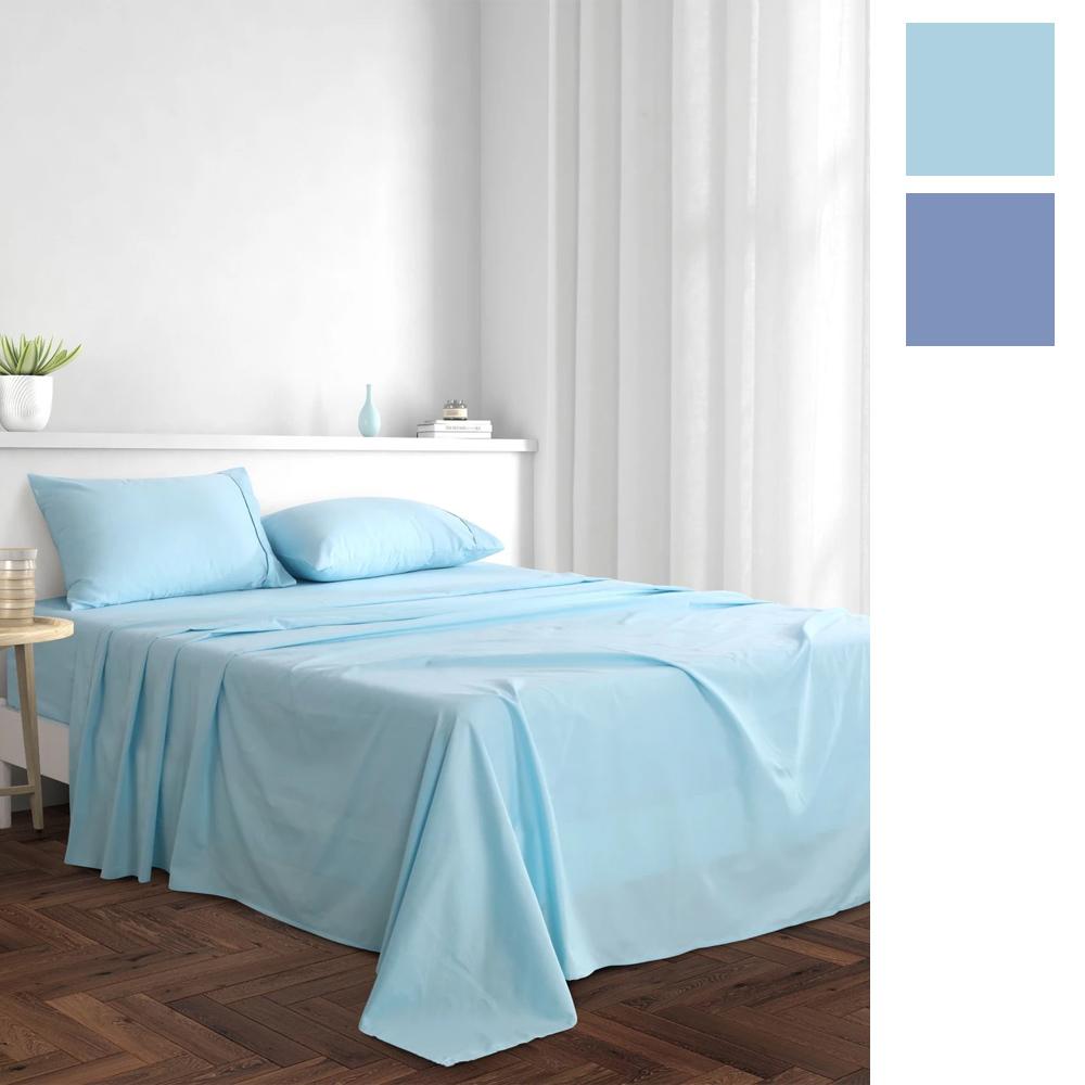 Dreamaker 300 Thread Count Cotton Sateen Sheet Set