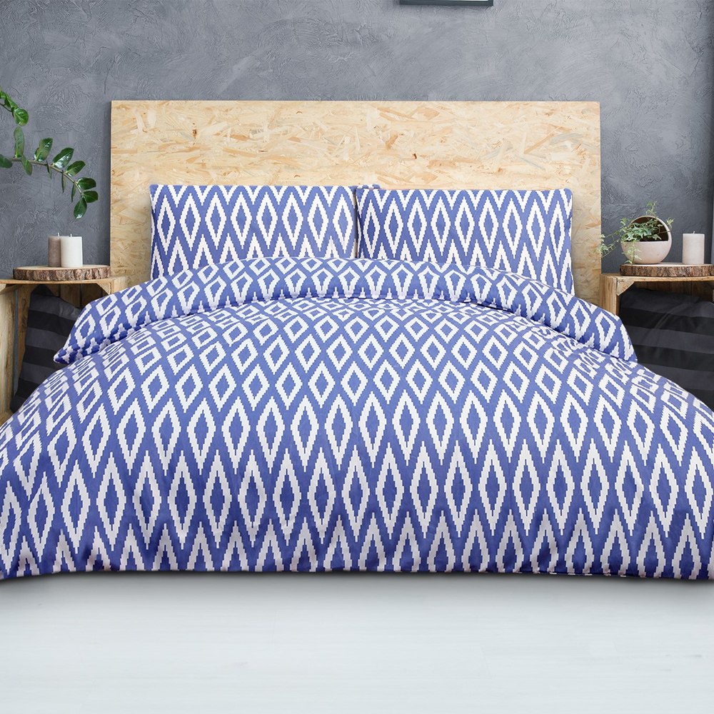 Essentially Home Living Darcy Quilt Cover Set