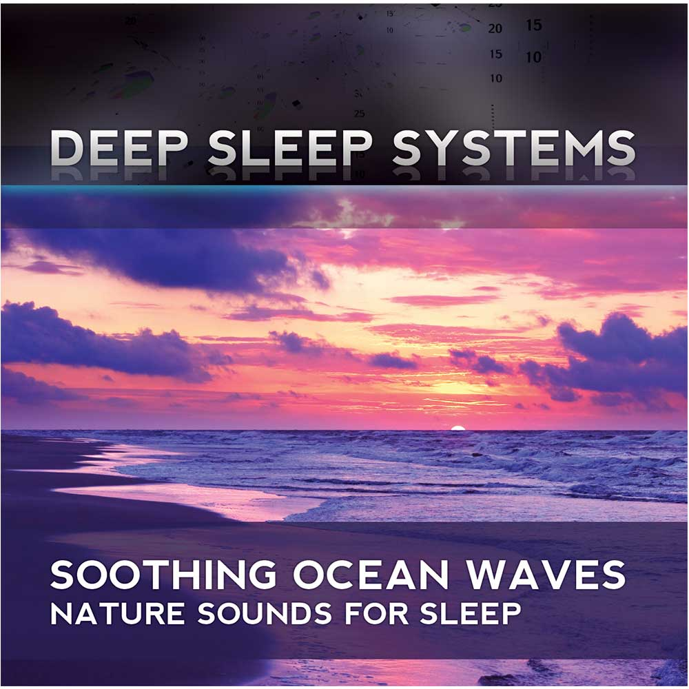 Soothing Ocean Waves: Nature Sounds for Sleep CD