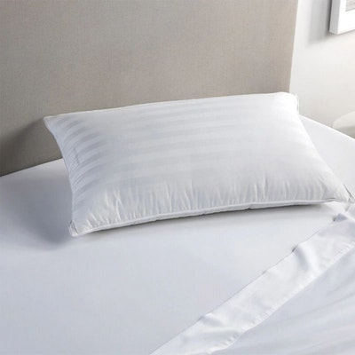 Sheridan Deluxe Feather & Down Surround Pillow