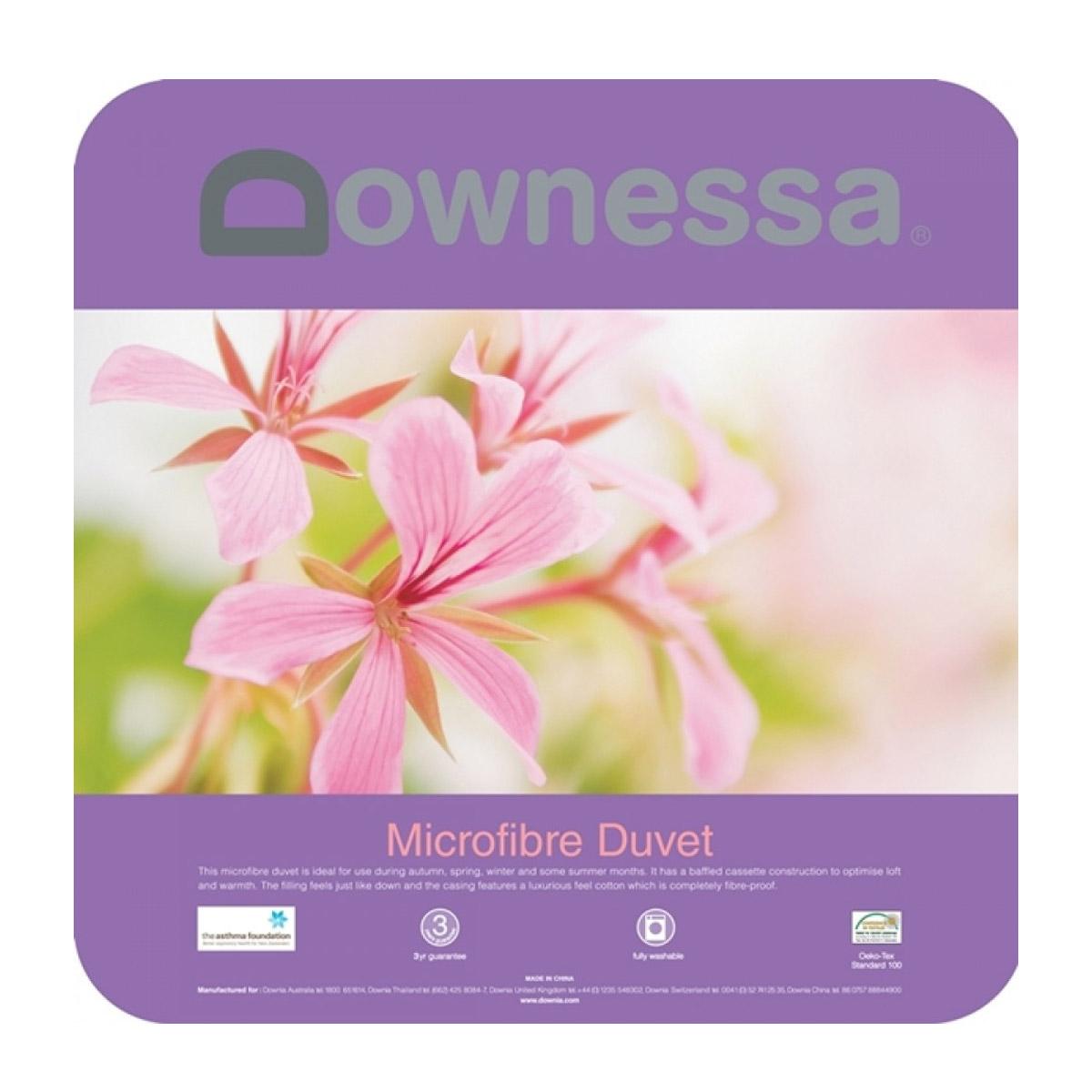 Downessa Microfibre Quilt Duvet