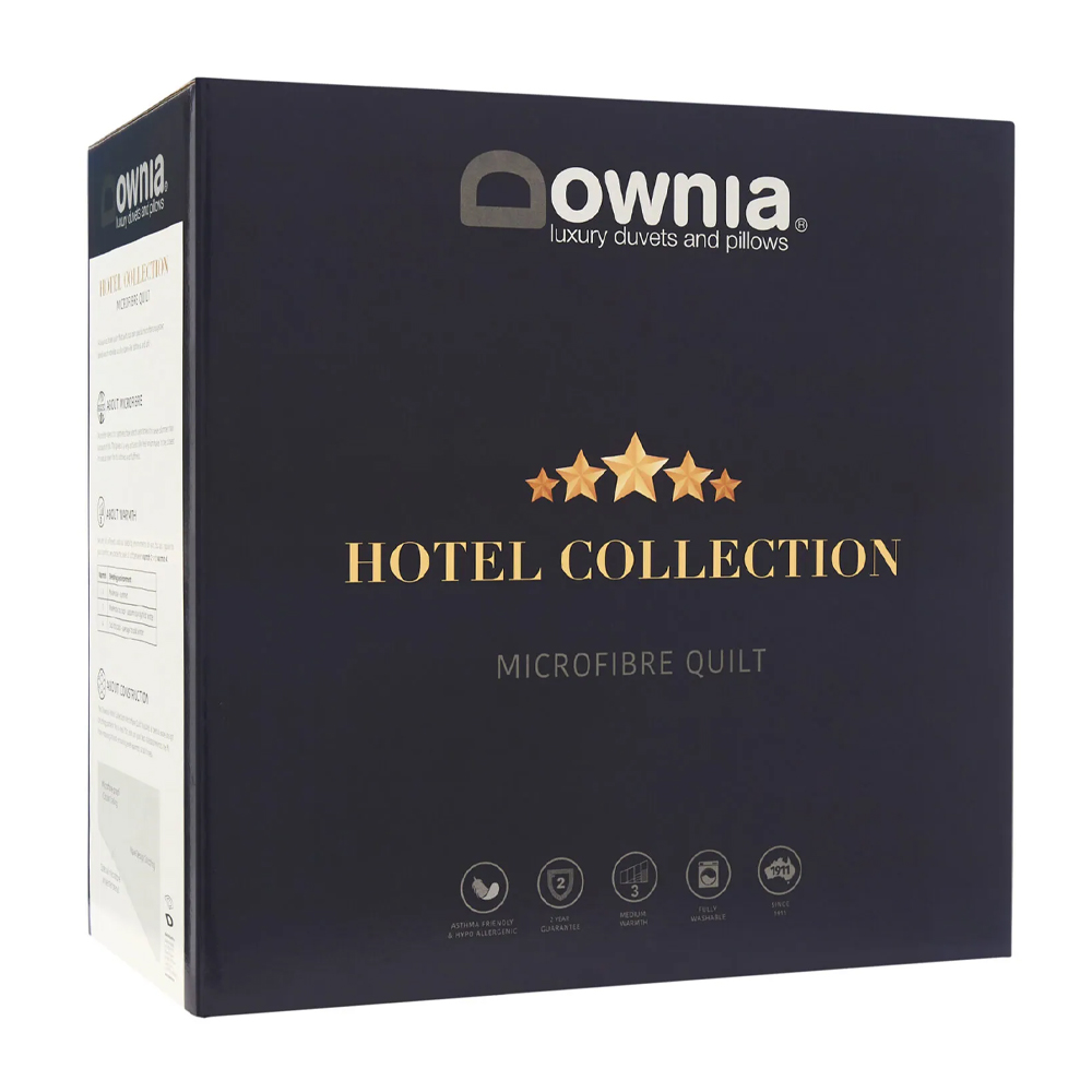 Downia Hotel Collection Microfibre Quilt
