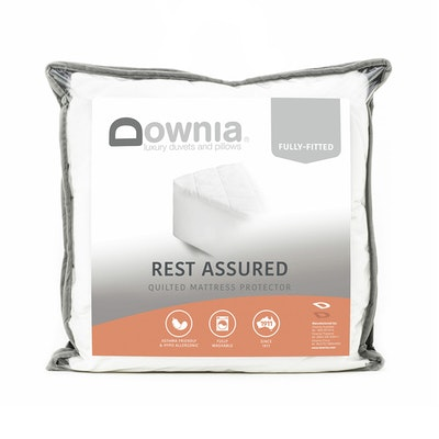 Downia 120gsm Quilted Mattress Protector