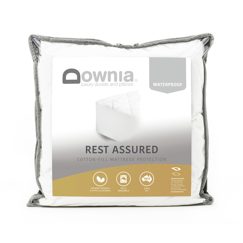 Downia Cotton Waterproof Mattress Protector