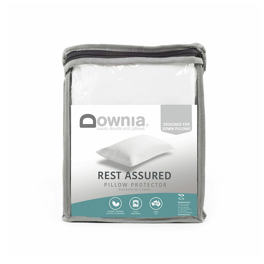 Downia Pillow Protector For Down Pillows