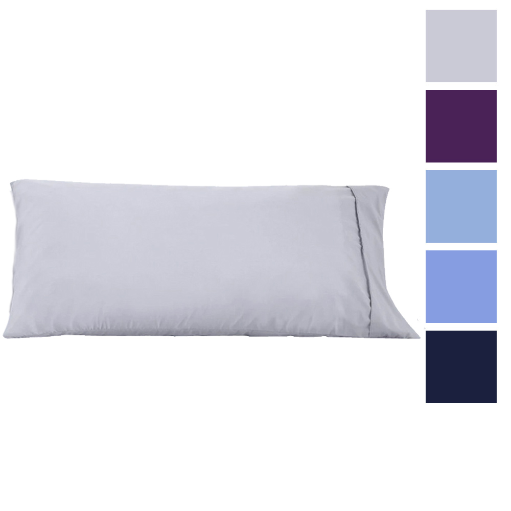 Dreamaker 250 Thread Count King Size Pillowcase