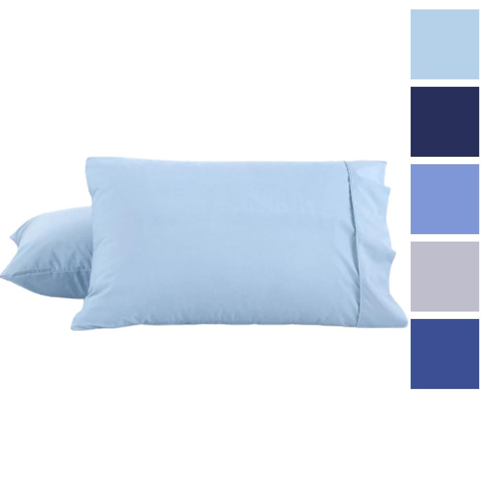 Dreamaker 250 Thread Count Standard Pillowcase