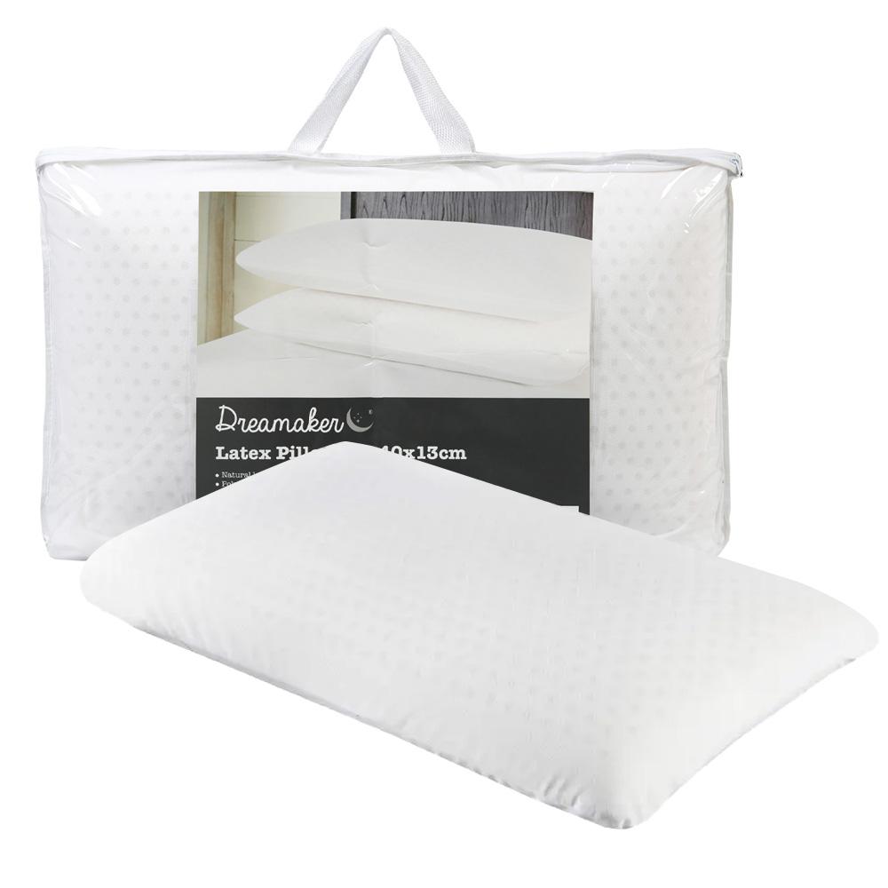 Ventilated Natural Latex Pillow