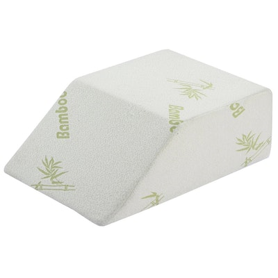 Dreamaker Multi-Purpose Bamboo Covered Wedge Pillow