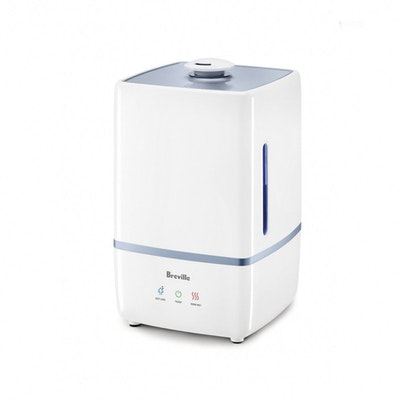 Breville Cool and Warm Easy Mist Humidifier Side