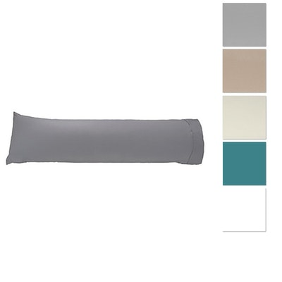 Easyrest Cotton Body Pillow Case in colours swatches