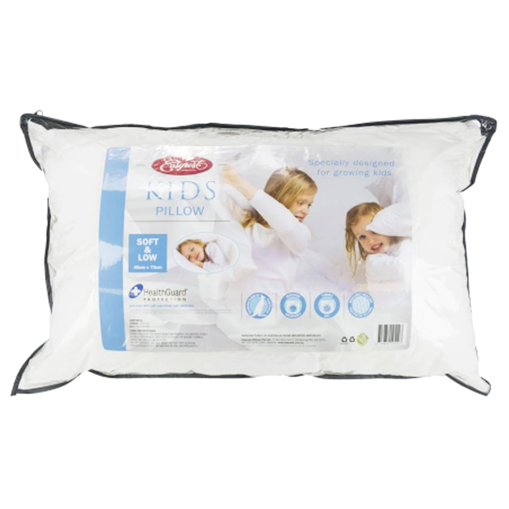 Easyrest Hypoallergenic Soft and Low Kids Pillow