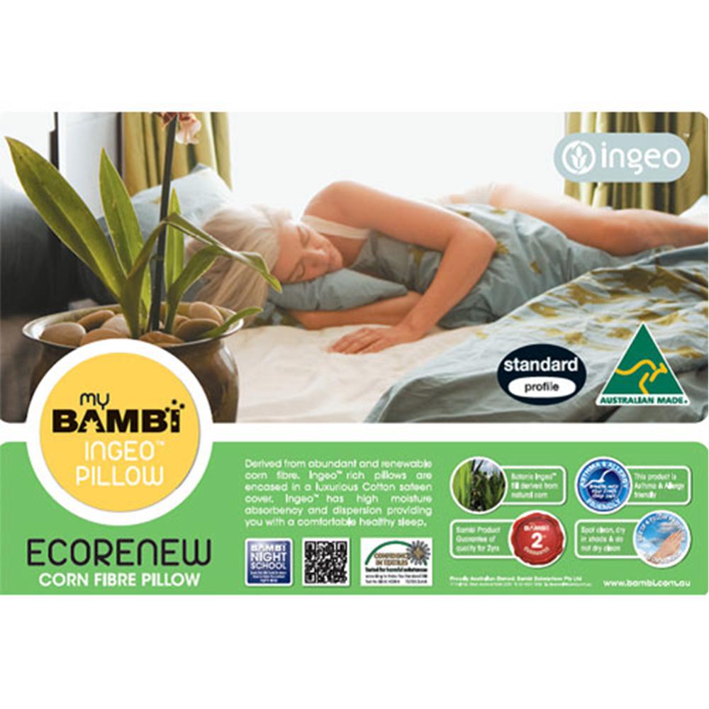Bambi Ingeo Plant Fibre Pillow