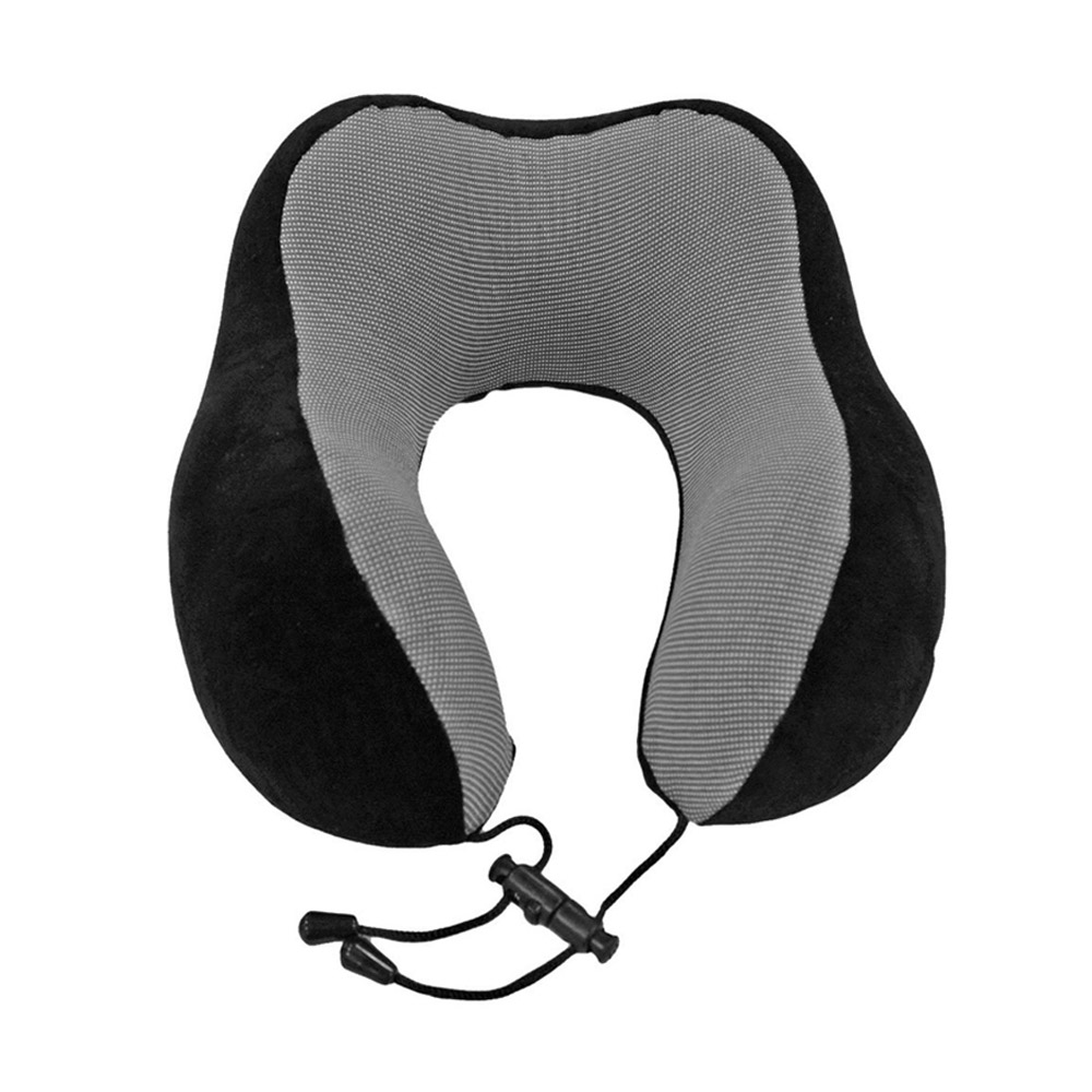 Edge Memory Foam Neck Travel Pillow
