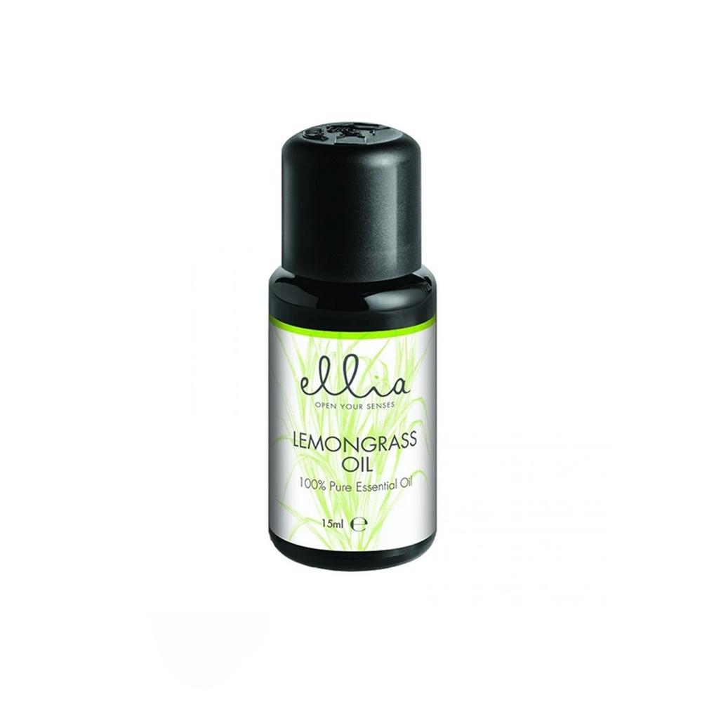 Ellia Lemongrass Essential Oil Blend - 15ML Bottle