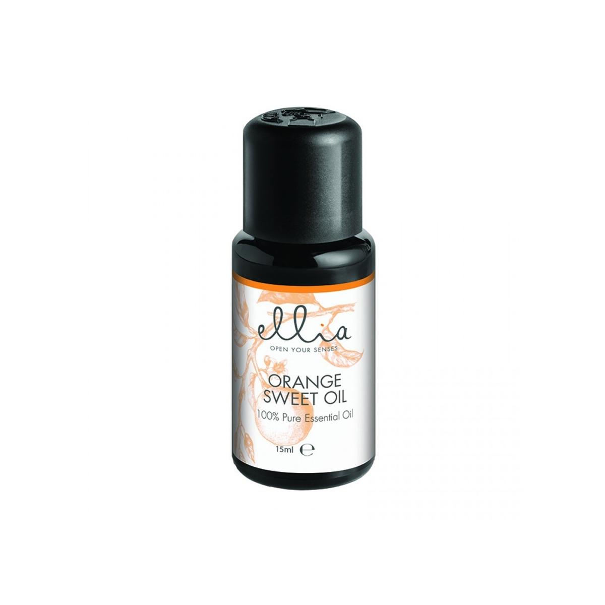 Ellia Orange Essential Oil - 15ML Bottle