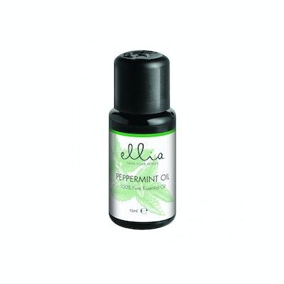 Ellia Peppermint Essential Oil - 15ML Bottle