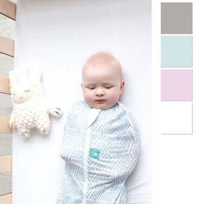 ErgoPouch Bamboo Stretch Fitted Cot Sheet-Baby