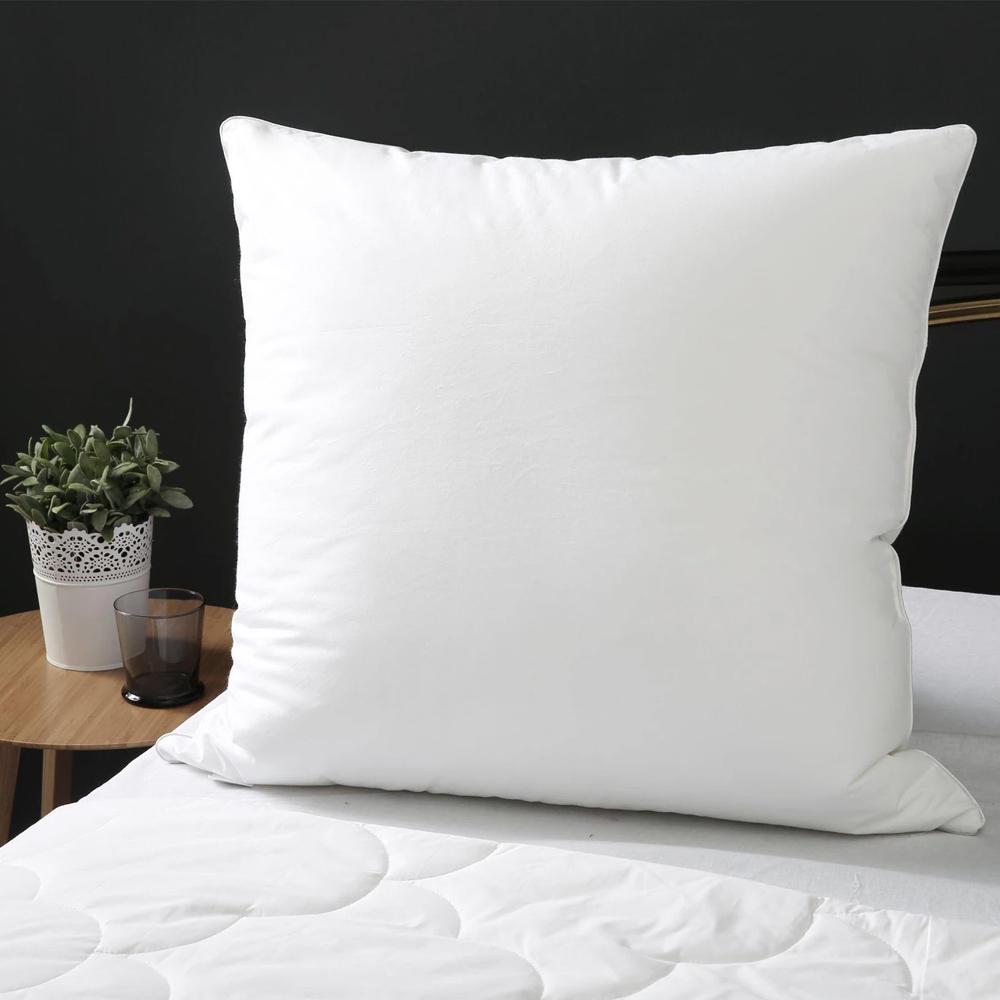 Dreamaker Down Alternative Microfibre European Pillow