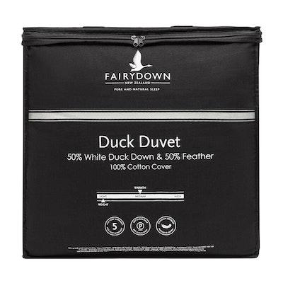 Fairydown 50% White Duck Down Quilt Duvet