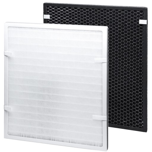 Ionmax ION 450 HEPA and Carbon Replacement Filter Set